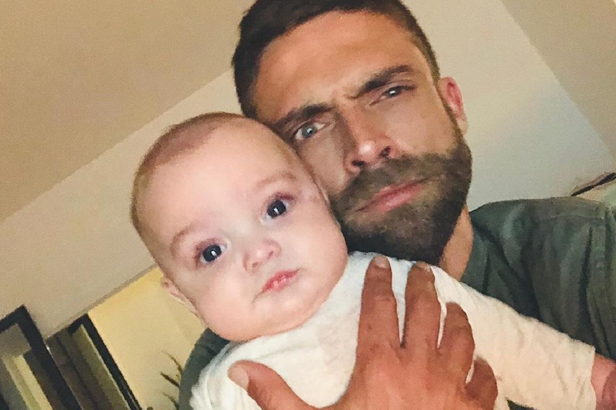 Diogo Amaral Oliver Diogo Amaral Responde Após Ser Acusado De Só Publicar Fotos Do Filho