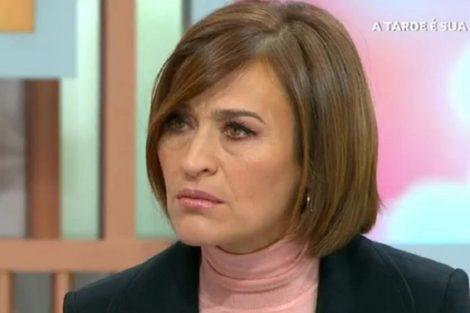 Fátima Lopes Fátima Lopes Indignada Após Encontrar Máscara De Proteção No Chão