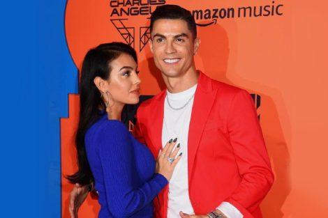 georgina rodríguez cristiano ronaldo 1 Namorada de Cristiano Ronaldo faz cirurgia para aumentar os seios