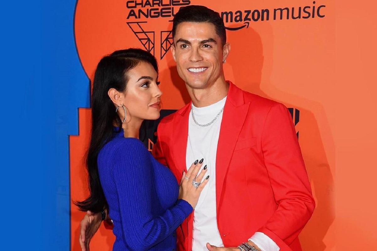 Georgina Rodríguez Cristiano Ronaldo 1 Cristiano Ronaldo Não Vai Passar Natal Na Madeira Com A Família
