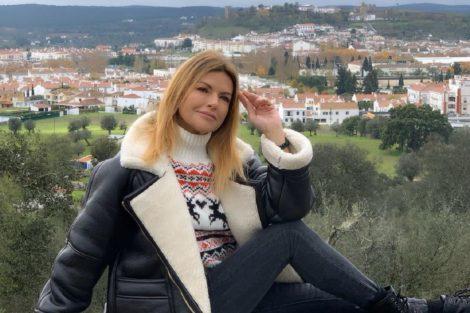 Isabel Angelino Isabel Angelino Sente-Se Encantada Com O Namorado E Revela Grande Objetivo