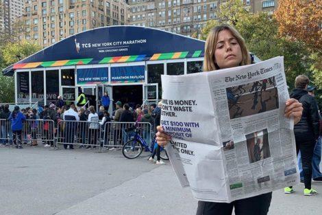 Isabelsilva Isabel Silva É Notícia No Jornal Norte-Americano 'The New York Times'