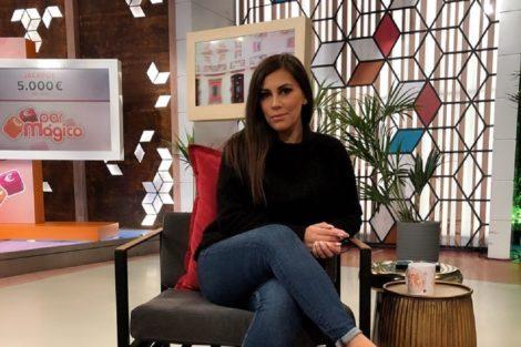 Joana Araujo Voce Na Tv Assistente De Goucha E De Maria C. Gomes Perdeu A Mãe Durante A Gravidez