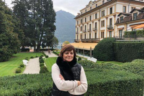 """Julia Pinheiro Júlia Pinheiro Em Itália Com """"Muita Atitude"""""""