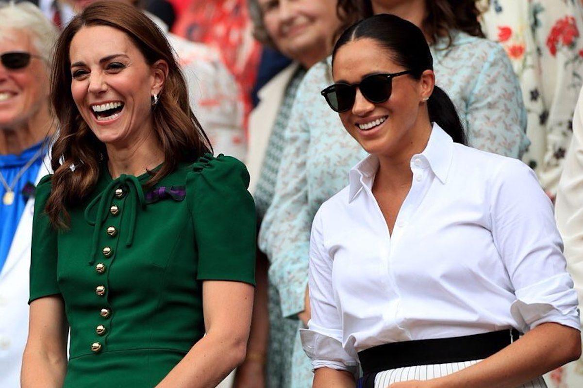 Kate Middleton Meghan Markle Meghan Markle Discutiu Com Kate Middleton No Dia Do Seu Próprio Casamento