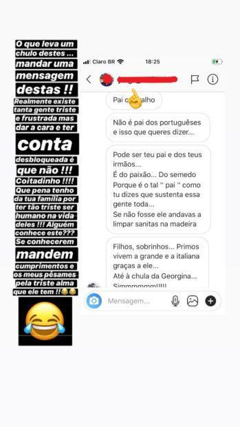 Katiaaveirooficial Ofensa Katia Aveiro Responde A Ofensas: &Quot;Se Não Fosse Ele Andavas A Limpar Sanitas&Quot;