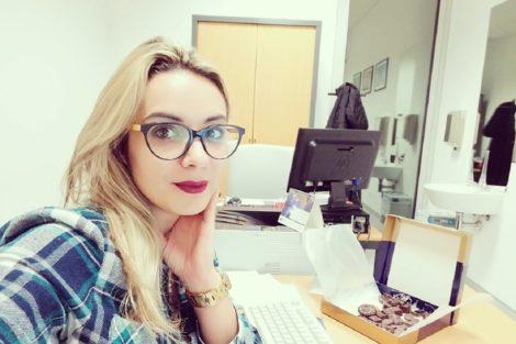 Liliana Oliveira Casados A Primeira Vista 1 Casados! Liliana Oliveira Volta A Trocar Mensagem Carinhosa Com Ator Português