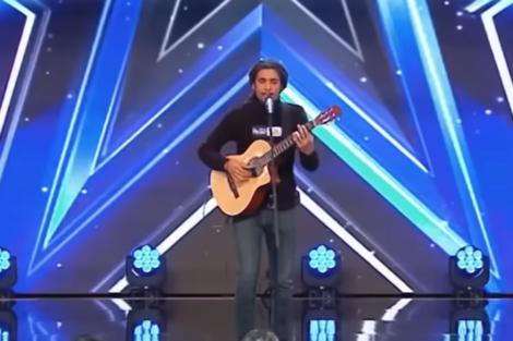 Michel William 1 Reconhece Esta Cara? Do Got Talent Para O The Voice Portugal