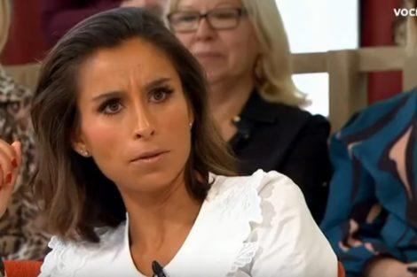 Monica Jardim Mónica Jardim Reage A Polémica Com Fim De Programa Na Tvi