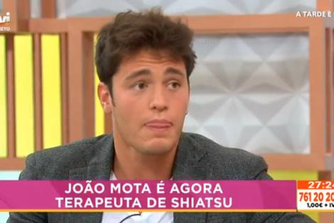 O João Mota &Quot;Não Está Feliz&Quot;?