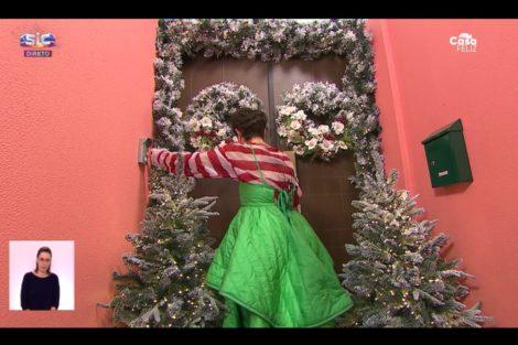 O Programa De Cristina Natal 11 Cristina Ferreira Inaugura A Decoração De Natal No 'Programa' E Promete Surpresas