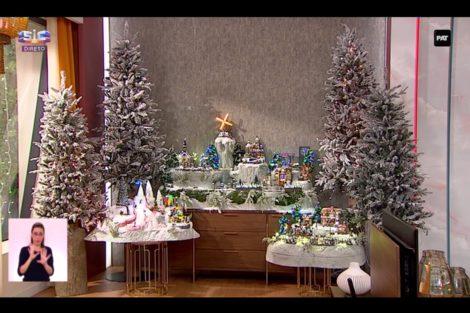 O Programa De Cristina Natal 2 Cristina Ferreira Inaugura A Decoração De Natal No 'Programa' E Promete Surpresas