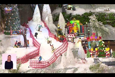 O Programa De Cristina Natal 9 Cristina Ferreira Inaugura A Decoração De Natal No 'Programa' E Promete Surpresas