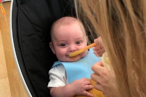 Oliver Jessica Athayde Jessica Athayde Com Problemas Com A Alimentação Do Filho