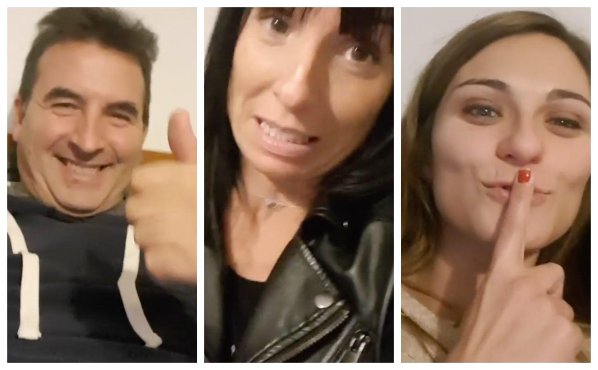 Paulo Ana Raquel Tatiana Casados Concorrentes Do 'Casados' Juntam-Se Para Ver O Programa