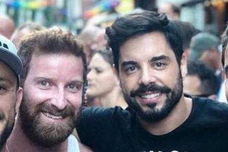 Pedro Carvalho João Henrique Simonetti Pedro Carvalho E João Henrique Simonetti De Férias Românticas Nos Estados Unidos