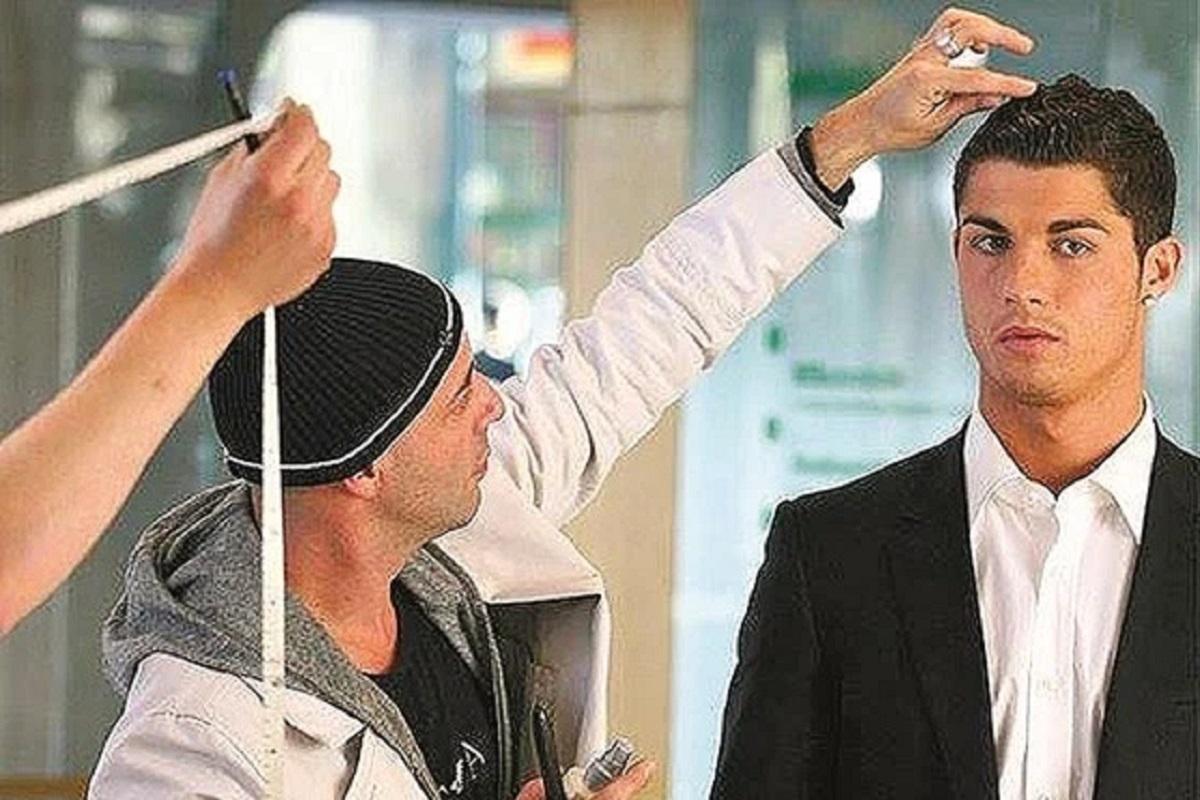 Ricardo Marques Ferreira Cristiano Ronaldo Katia Aveiro Revoltada Por Associarem Cabeleireiro Assassinado A Cristiano Ronaldo