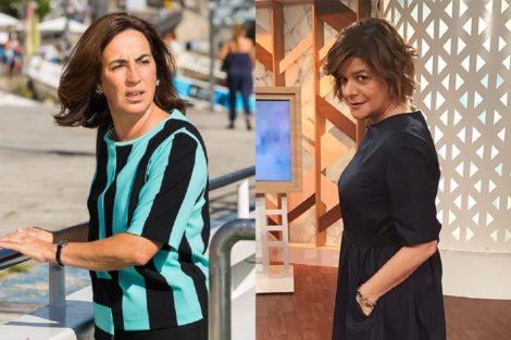 Rita Blanco Julia Pinheiro Júlia Pinheiro Recorda Quando Conheceu Rita Blanco: &Quot;Não Me Ligaste Nenhuma&Quot;