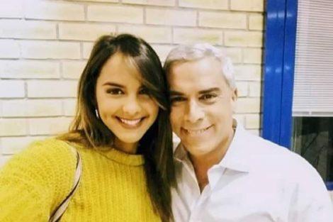 Sara Matos Paulo Garcia Pivô Da Sic 'Oferece-Se' Para Ser &Quot;Bandido&Quot; Com Sara Matos Em Nova Telenovela