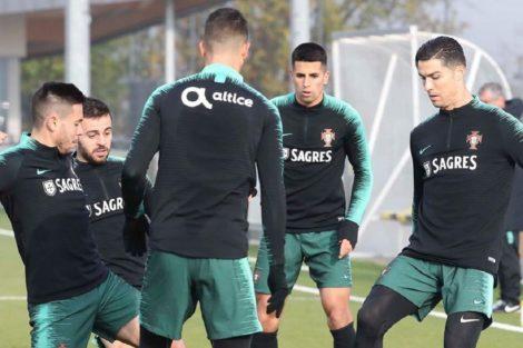 Seleção Nacional Cristiano Ronaldo Sic E Rtp Fazem Proposta À Sport Tv Pelo Euro 2020