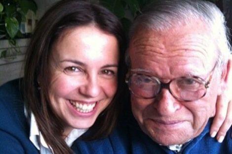 Tania Ribas De Oliveira Avô Saudade! Tânia Ribas De Oliveira Homenageia O Avô Em Dia Muito Especial