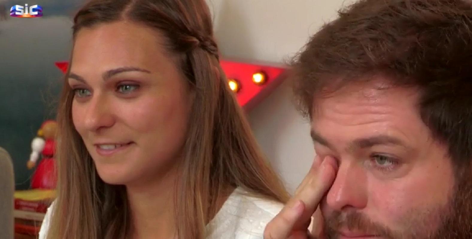 Tatiana Bruno2 1 'Casados'. Tatiana Farta De Bruno: &Quot;Estás A Continuar A Fazer A Mesma M****&Quot;