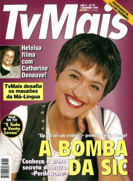 Tvmais Fatima Lopes Recorda-Se? Fátima Lopes Foi Capa De Revista Há 25 Anos Pela Primeira Vez