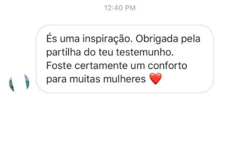 vanesssamartins apoiodosfas2 Após revelar problemas de infertilidade, Vanessa Martins é apoiada pelos fãs