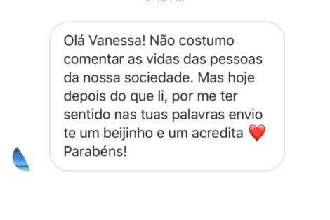 vanesssamartins apoiodosfas3 Após revelar problemas de infertilidade, Vanessa Martins é apoiada pelos fãs