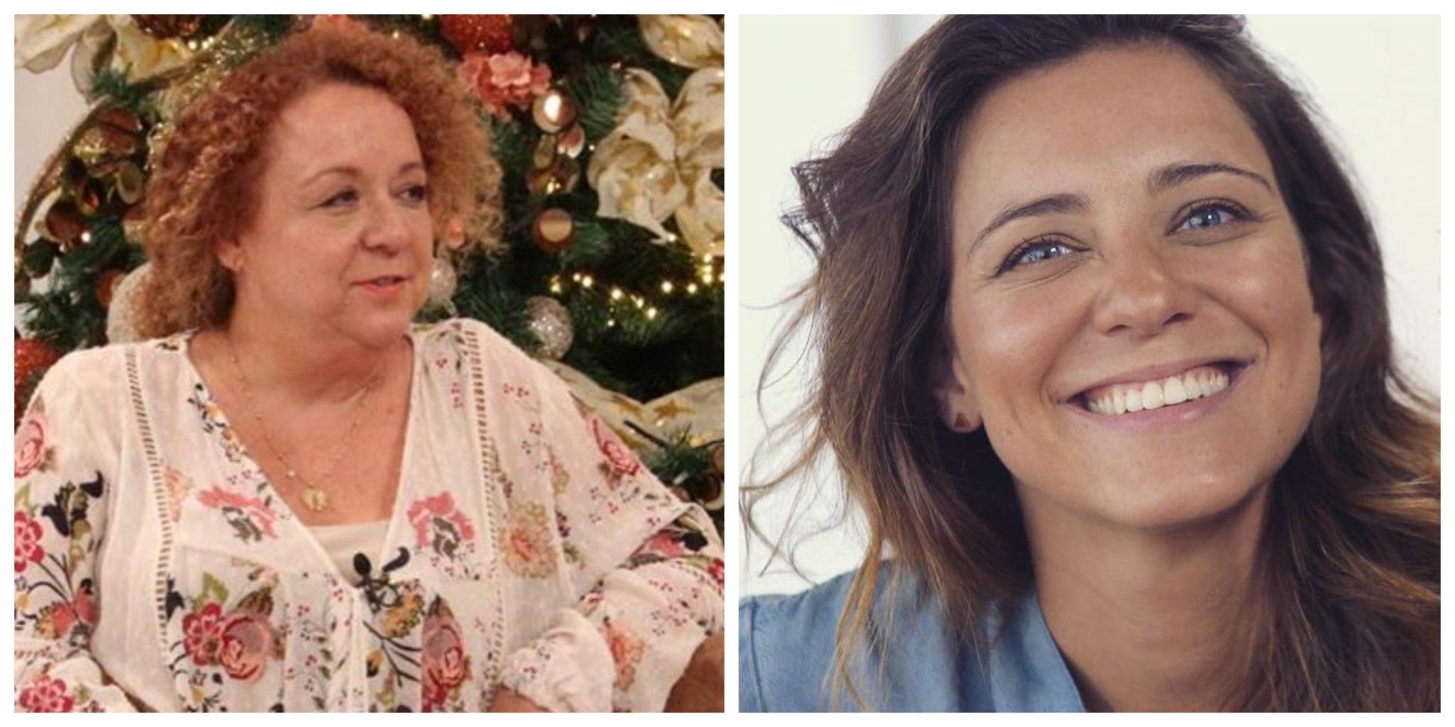 Alexandrasolnado E Joanasolnado Scaled Joana Solnado Surpreende A Mãe Em Direto: &Quot;Mulher Que Me Inspira Todos Os Dias&Quot;