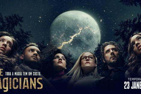 Cast The Magicians Pt &Quot;The Magicians&Quot; Regressa Em Janeiro Com A Sua 5ª Temporada