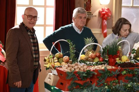 Golpe De Sorte Um Conto De Natal 9 'Golpe De Sorte: Um Conto De Natal'. Saiba Tudo Sobre O Telefilme Da Sic