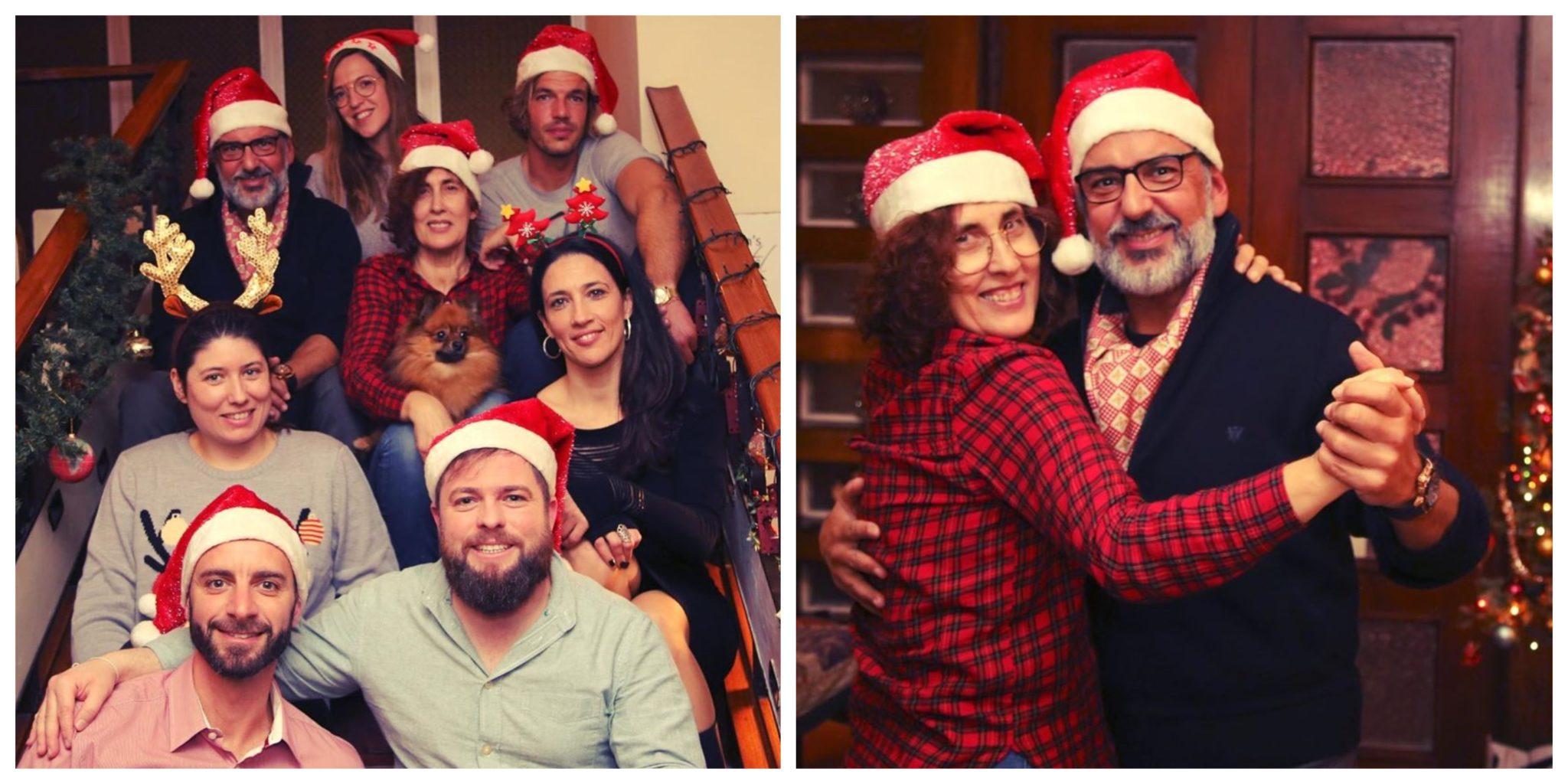 Graça E Zé Luis Scaled Concorrentes Do 'Casados À Primeira Vista' Juntos Em Jantar Especial De Natal