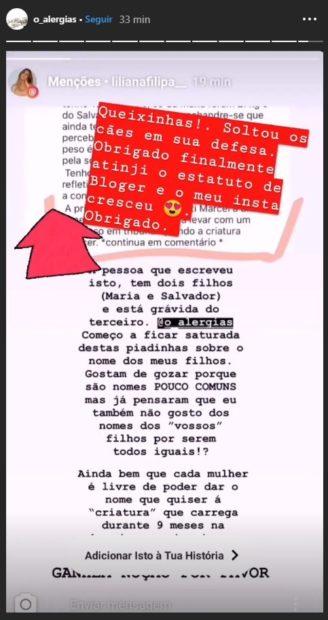 """O Alergias Post Liliana Filipa Liliana Filipa Em Guerra Com Blogger: """"Pessoas Podres"""""""