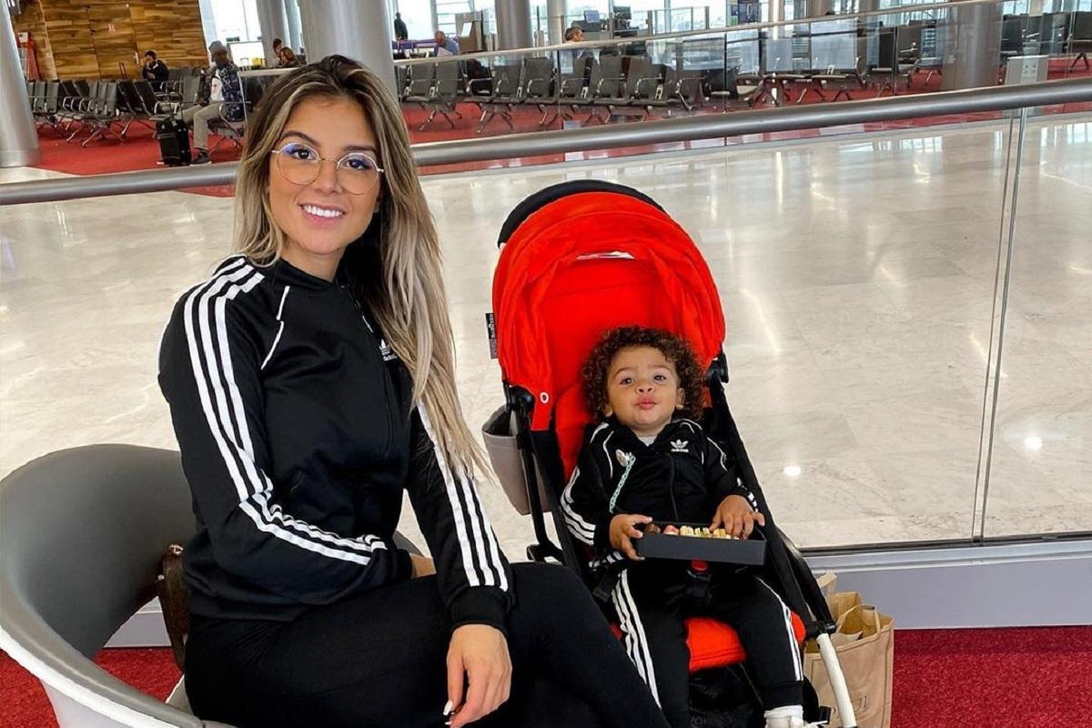 Andreia Filipa Nunes Jaden Mulher E Filho De Três Anos De Antigo Jogador Do Benfica Sofrem Aparatoso Acidente