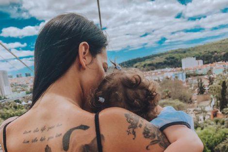 Andreia Machado Love On Top Andreia Machado Preocupada Com O Estado De Saúde Da Filha