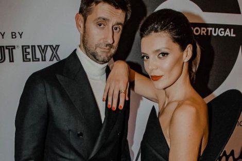 """andreiarodrigues danieloliveira Andreia Rodrigues declara-se ao marido em dia muito especial: """"O amor"""""""