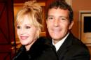 Antonio Banderas Melanie Griffith Melanie Griffith Surge Irreconhecível