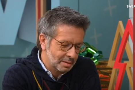 B Joaquim Sousa Martins Em Lágrimas Em Direto Na Tvi
