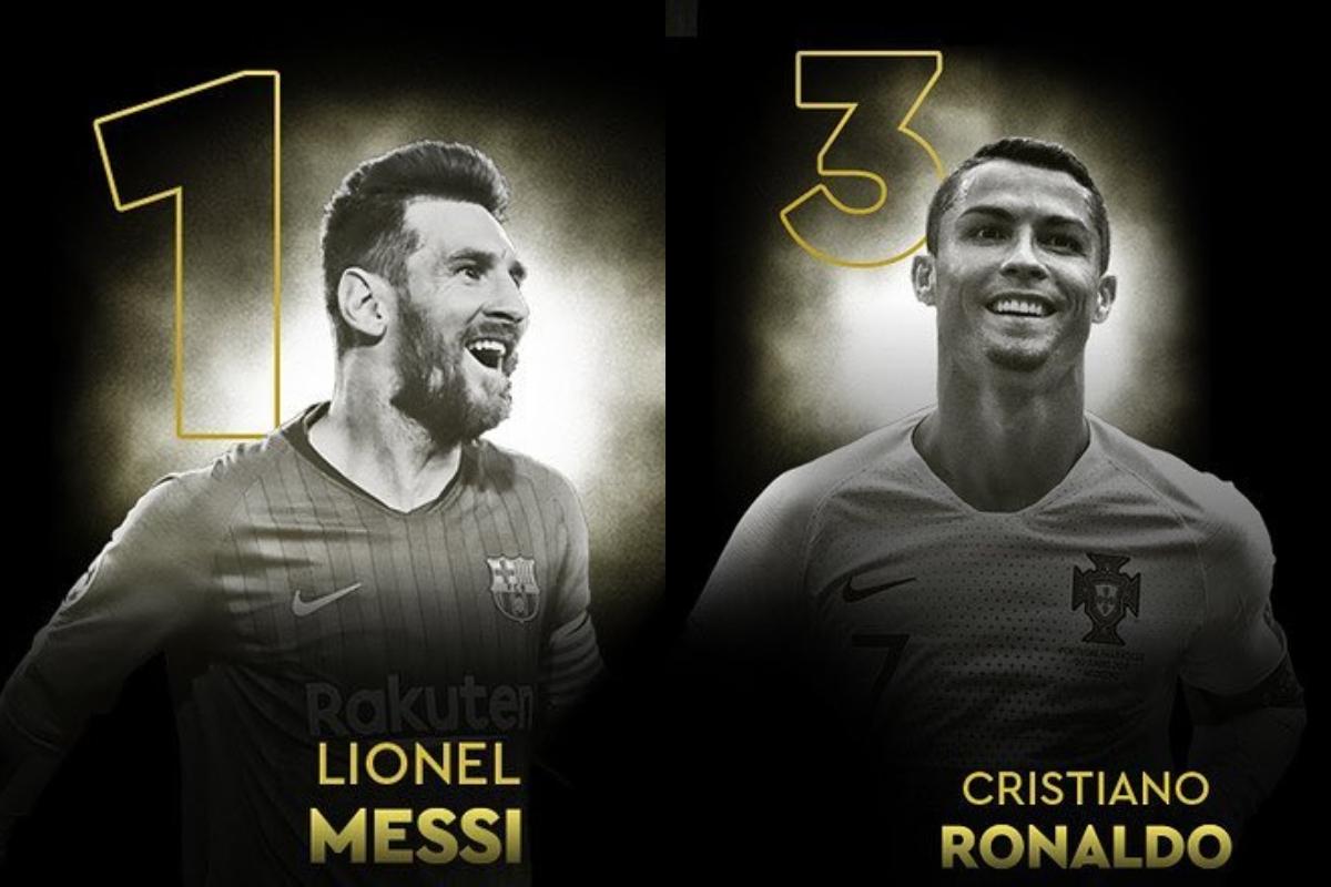 Bola De Ouro Cristiano Messi Irmã De Ronaldo Chocada Devido À Bola De Ouro: &Quot;Podre De Mundo Em Que Se Vive&Quot;