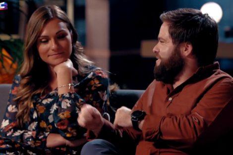 Bruno Tatiana 'Casados À Primeira Vista': Tatiana E Bruno Discutem Em Frente Aos Colegas