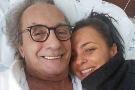 Carlos Cruz Marta Cruz Marta Cruz Esclarece Estado De Saúde Do Pai, Carlos Cruz