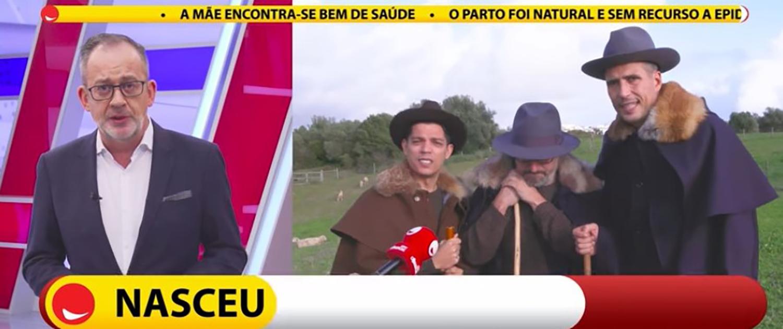 Comercial Hilariante! José Alberto Carvalho Dá A Cara Pela Música De Natal Da Rádio Comercial