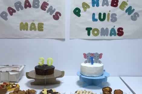 Ines Heredia Festa 5 As Imagens Da Festa De Aniversário De Inês Herédia E Dos Filhos Gémeos