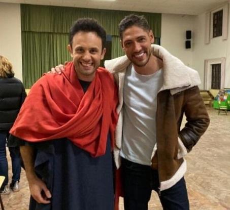 Joao Paulo Rodrigues Angelo Rodrigues Ângelo Rodrigues Mostra-Se Bastante Feliz Durante As Gravações De 'Golpe De Sorte'