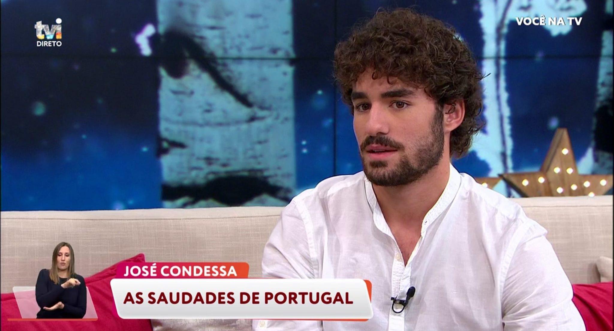 Jose Condessa 1 Scaled E1577365367168 José Condessa Reage A Rumores De Traição Com A Atriz Brasileira