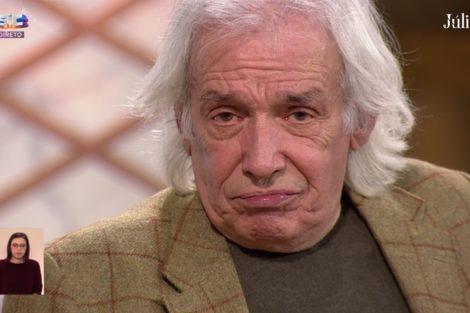 Julio Cesar Júlio César Obrigado A Desistir Da Novela Da Sic Devido A Doença Do Filho