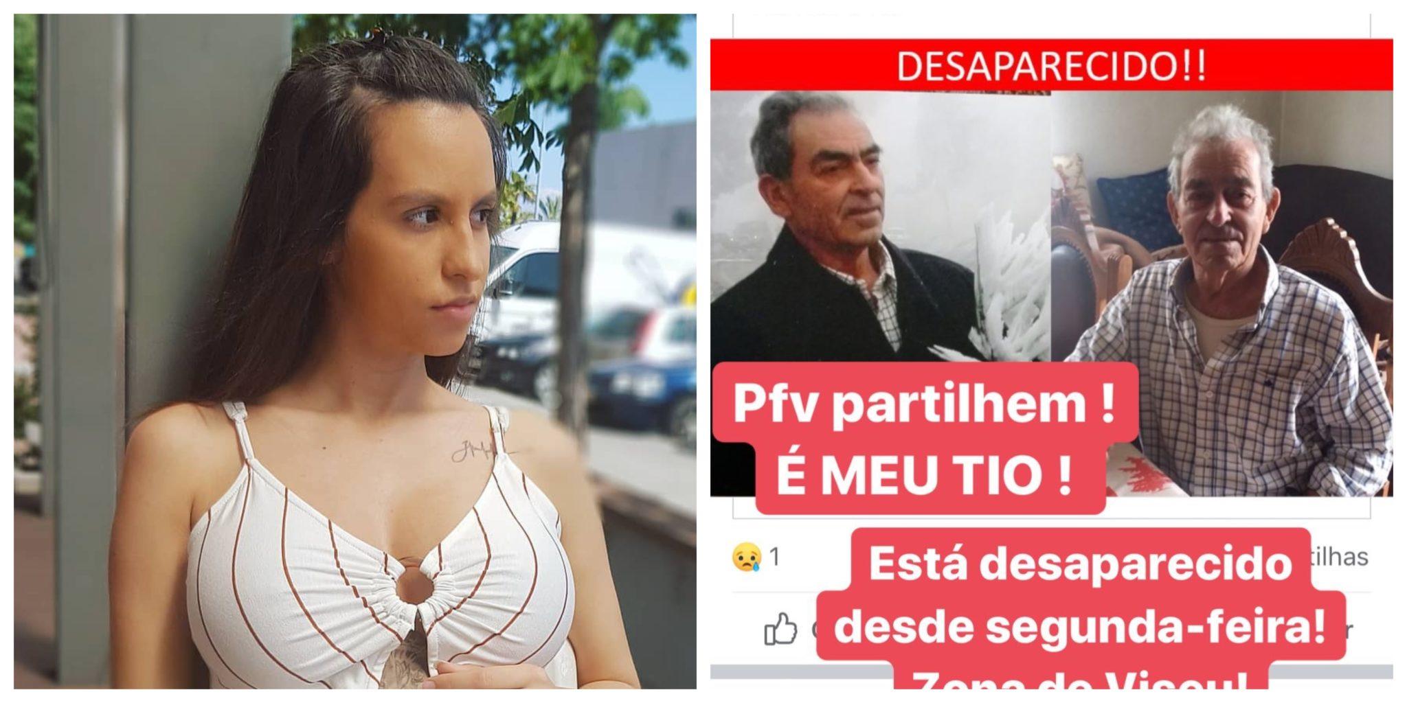 Kika Gomes Tio Scaled Kika Gomes Está Desesperada! Tio Está Desaparecido E Ex-Casa Dos Segredos Pede Ajuda