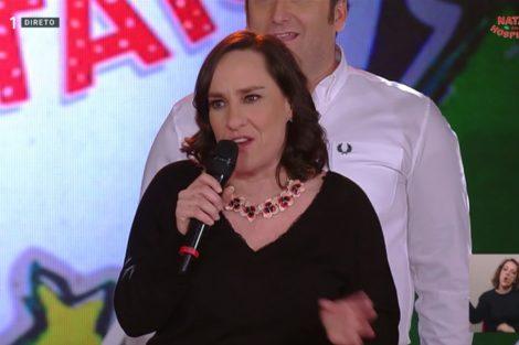 Maria Rueff 1 Scaled E1576187465881 Maria Rueff Pela Primeira Vez Na Televisão Após Susto De Saúde