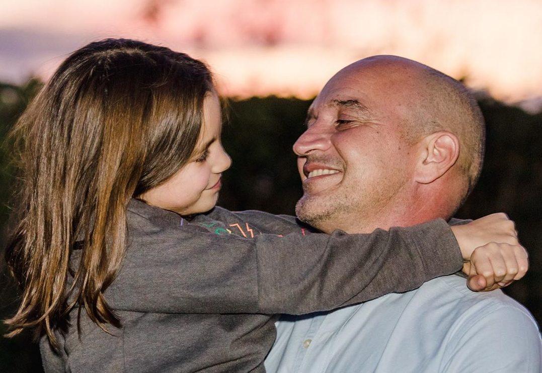Nuno Graciano E Filha Maria E1577465827306 Nuno Graciano Comemora Aniversário Da Filha Com Mensagem Emotiva